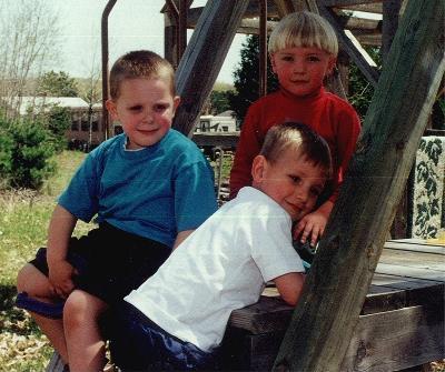 Caleb, Tyler &Trevor