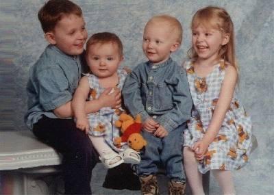Tyler, Emilee, Austin, Nicole