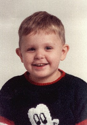 Tyler- 3 yrs old